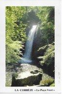19 Le Pays Vert  Les Cascades  De Murel - Other Municipalities