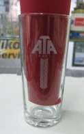 AC -  ATA RAKI GLASS FROM TURKEY - Glazen
