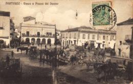 12609 - Partinico - Vasca E Piazza Del Duomo (Palermo) F - Palermo