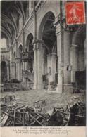 Bombardement D'AMIENS - Les Dégats Du Premier Obus à L'Eglise Saint-Jacques - Amiens
