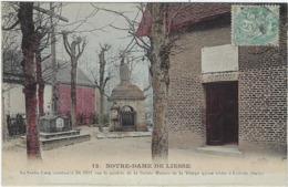 02  Notre Dame De Liesse  La Santa Casa Construite En 1857 - France