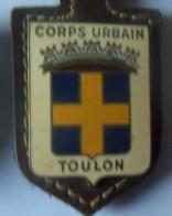 INSIGNE  POL TOULON - Police