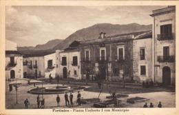 12612 - Partinico - Piazza Umberto I Con Municipio (Palermo) F - Palermo