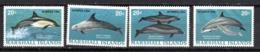 Serie  Nº 55/8  Marshall Island - Delfines