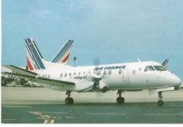 CP AVION SAAB 340 AIR FRANCE  F-GELG P.I. 493 - 1946-....: Era Moderna
