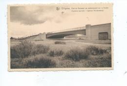 Ollignies Pont Du Boulevard Du Contournement Sur La Dendre - Pecq
