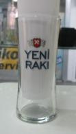 AC - YENI RAKI GLASS WITH MEASUREMENT - Glazen