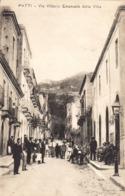 12617 - Patti - Via Vittorio Emanuele Dalla Villa (Messina) F - Messina