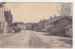 Ain - Pont-de-Vaux - Rue Bertin - Pont-de-Vaux