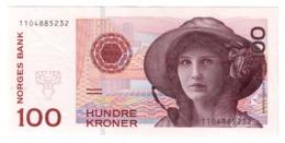Norway 100 Kronen 1998 UNC - Norway