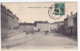 Ain - Pont-de-Vaux - Place Bertin - Pont-de-Vaux