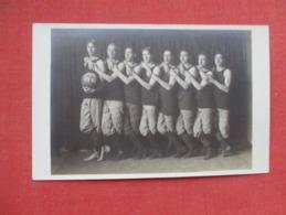 RPPC Basketball Team  1909-10 --  - Ref   3649 - Basketbal