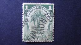 Liberia - 1900 - Mi:LR 55a, Sn:LR 55, Yt:LR 51 O - Look Scan - Liberia