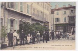 Ain - Pont-de-Vaux - Hôtel De La Reconnaissance - Pont-de-Vaux