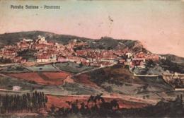 12624 - Petralia Sottana - Panorama (Palermo) F - Palermo
