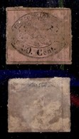 ANTICHI STATI ITALIANI - STATO PONTIFICIO - 1867 - 80 Cent (20) Usato (850) - Stamps