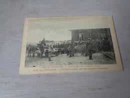 Guerre ( 559 )  Oorlog 1914 - 1918   Armée  Soldat  Soldaat  Soldaten Soldats - Kriegsgefangenen Göttingen - Guerre 1914-18