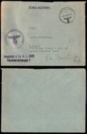 REGNO - Feldpost - Busta In Franchigia Per Roma Del 30.9.42 - Sellos