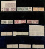 REGNO - Pacchi Postali - 1946 - Pacchi Postali (60/65) - Serie Completa - Gomma Integra (400) - Sellos
