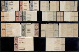 REGNO - Pacchi Postali - 1945 - Soprastampati (48/59) - Serie Completa - Diversi Valori Bordo Foglio - Gomma Integra (35 - Sellos