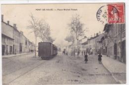 Ain - Pont-de-Vaux - Place Michel Poisat - Pont-de-Vaux