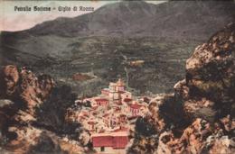 12625 - Petralia Sottana - Giglio Di Roccia (Palermo) F - Palermo
