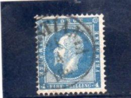 NORVEGE 1856 O - Norvegia