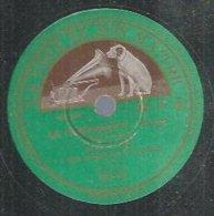 """78 Tours - JOSE LUCCHESI  - VOIX DE SON MAITRE 79  """" LA CUMPARSITA """" + """" EL LOCO  """" - 78 Rpm - Gramophone Records"""