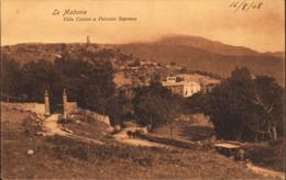 12618 - Petralia Soprana - Villa Casino A Petralia Soprana (Palermo) F - Palermo