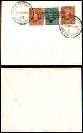 ITALIA - AEROGRAMMI - 1912 (23 Agosto) - Cattaneo - Salto Montevideo - Aerogramma Predisposto All'uso - Sellos