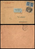 ITALIA - AEROGRAMMI - 1929 (10 Marzo) - Roma Adelaide - Aerogramma Raccomandato - Longhi 1885 - Sellos