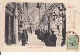 Old Postcard  Ploesci - Rumänien