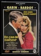 En Cas De Malheur - Film De Claude Autant-Lara - Jean Gabin - Brigitte Bardot . - Drame
