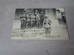 Guerre ( 573 )  Oorlog 1914 - 1918   Armée  Soldat  Soldaat  Soldaten Soldats Allemands Bruxelles Deutschen Soldaten - Guerre 1914-18