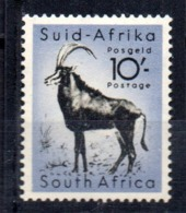 Sello Nº 214 Suid-afrika - Sellos