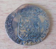 Pays-Bas Espagnols - Monnaie Liard 1710 NAMUR - Philippe V De Bourbon - Belgique