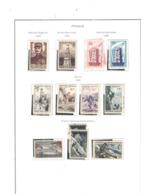 Francia PO 1956 Monumento Minatori Scott.800+See Scan On Album A; - Neufs