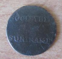 SUriname / Surinam - Monnaie 1 Duit 1764 - Rare - Pays-Bas