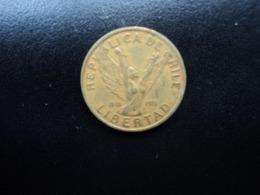 CHILI : 5 PESOS   1982    KM 217.1     TTB - Chili