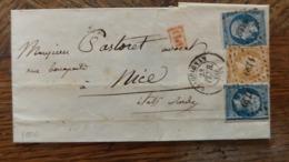 30/09/19-LSC  De Draguignan Pour Nice A Voir - 1849-1876: Klassik