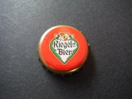 Capsule De Bière Riegeler Bier - Baden Wurttemberg DEUTSCHLAND - Beer