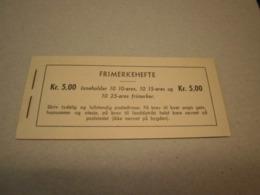 Norwegen 1950 Markenheftchen MH 353 354 358 Postfrisch MNH 5,00 Kr Booklet Norge - Markenheftchen