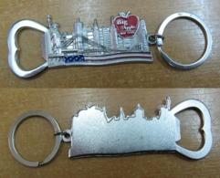 AC - BIG APPLE NEW YORK BOTTLE OPENER - Bottle Openers