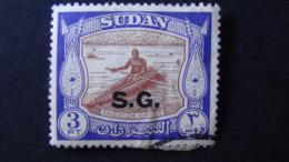 Sudan - 1951 - Mi:SD DR59, Sn:SD O52, Yt:SD S92 O - Look Scan - Sudan (1954-...)