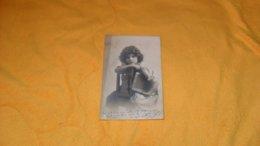 CARTE POSTALE PHOTO ANCIENNE CIRCULEE DATE ?.../ PORTRAIT ENFANT ASSIS ARDOISE... - Portraits