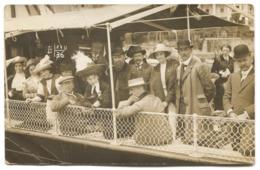 OPATIJA / ABBAZIA - CROATIA, PHOTO BETTY, Year 1912 - Croatia