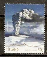 Islande Iceland 201- Vulcano Obl - Gebruikt