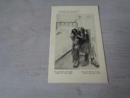 Guerre ( 584 )  Oorlog 1914 - 1918  -  Illustrateur Louis Raemakers - Guerre 1914-18