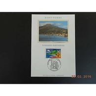 Carte Maximum - Patrimoine Martiniquais - 13/5/1999 SAINT PIERRE - Maximum Cards