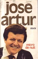 Micro De Nuit De José Artur (1974) - Non Classés